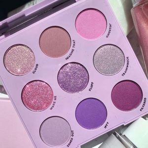 """💜New Colourpop """"Lilac You A Lot"""" Palette💜"""
